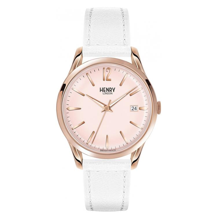 Henry London horloge 39mm Pimlico S-0112