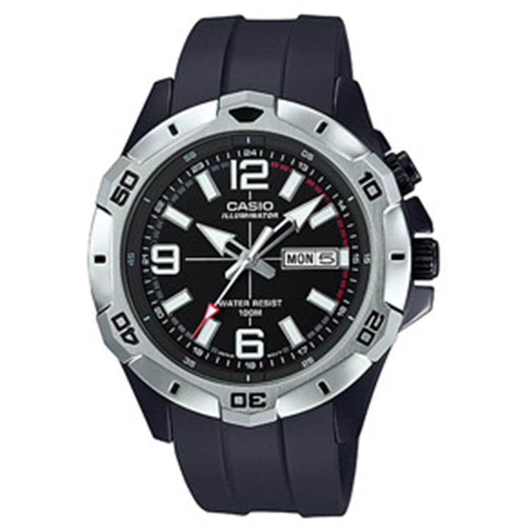 Casio Collection MTD-1082-1AVEF horloge
