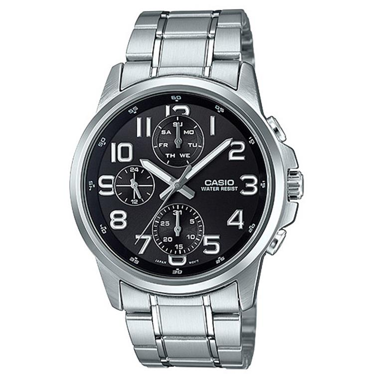 Casio Collection MTP-E307D-1AEF horloge