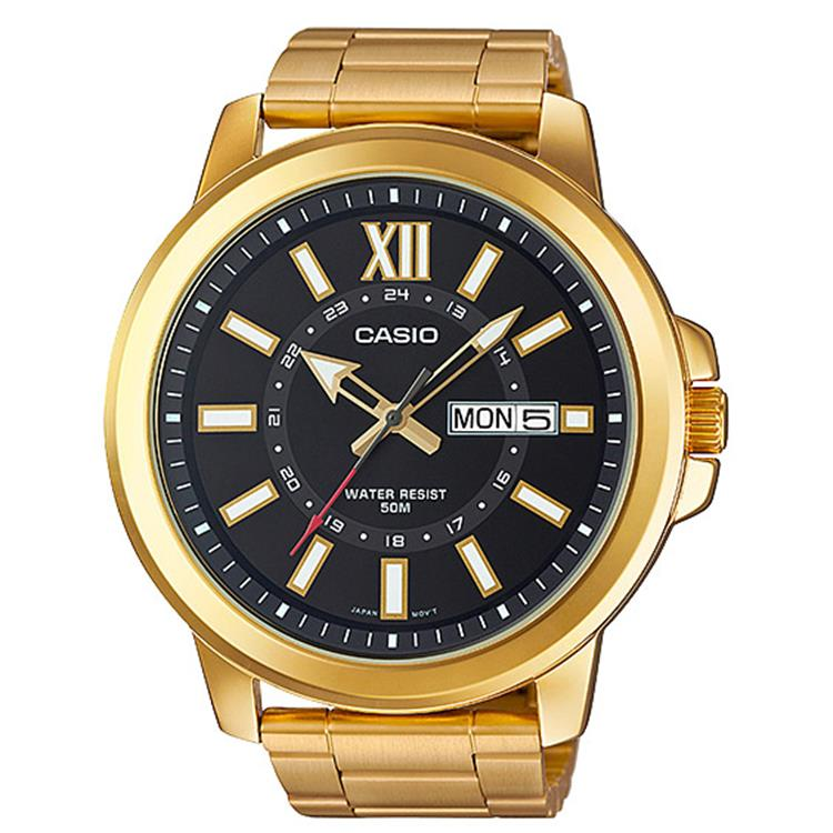 Casio Collection MTP-X100G-1AVEF horloge