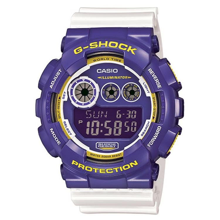 Casio G-Shock horloge GD-120CS-6ER