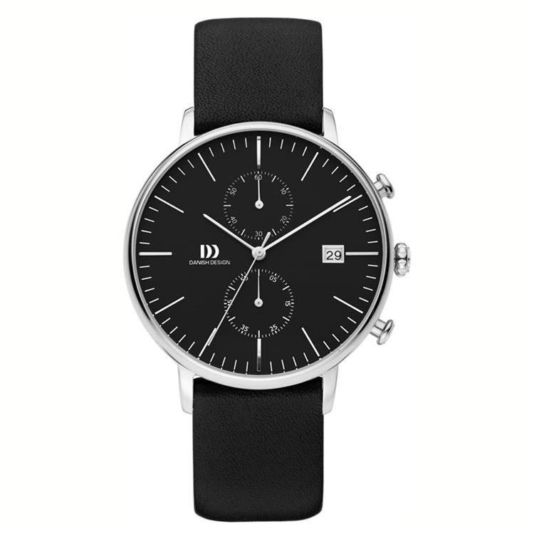 Danish Design horloge IQ13Q975 Stainless Steel
