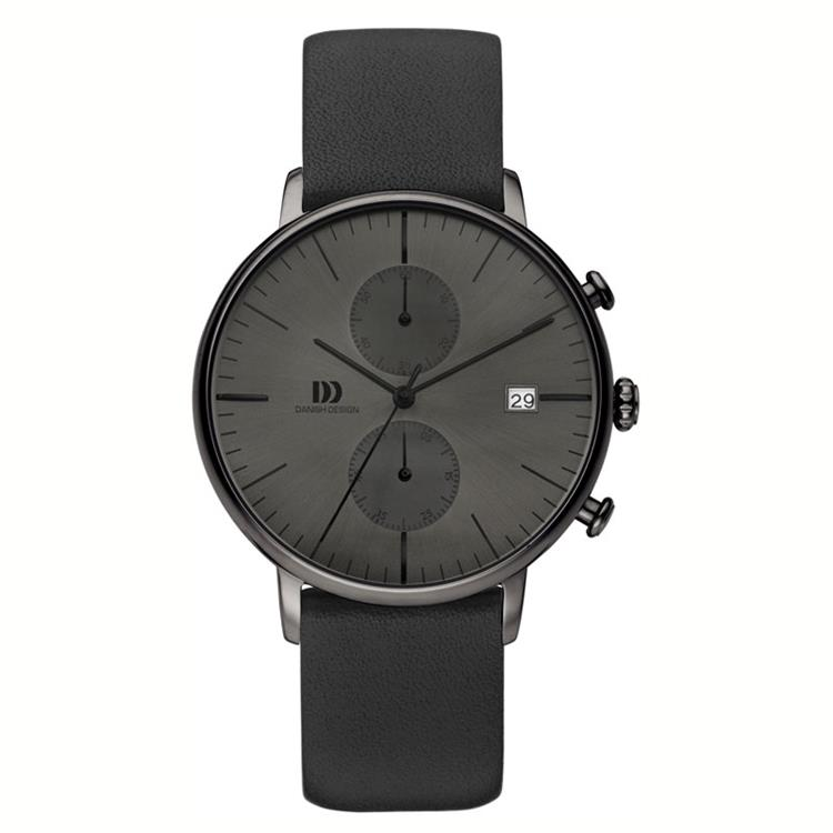 Danish Design horloge IQ16Q975 Stainless Steel
