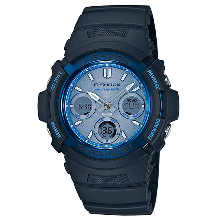 Casio G-Shock AWG-M100SF-2AER Multi-band 6