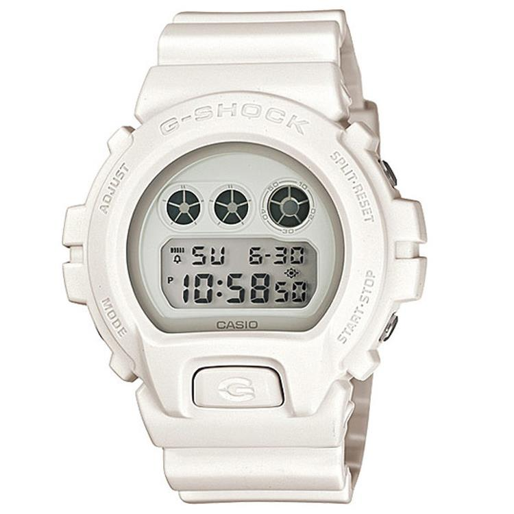 Casio G-Shock DW-6900WW-7ER White Out