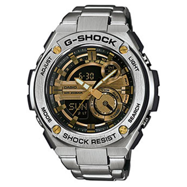 Casio G-Shock GST-210D-9AER G-Steel 2nd Generation