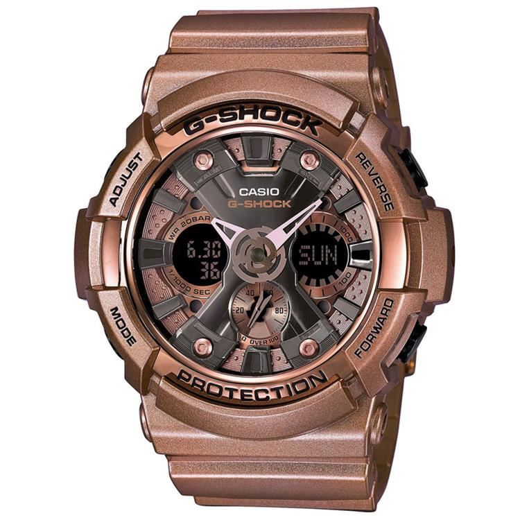 Casio G-Shock GA-200GD-9BER