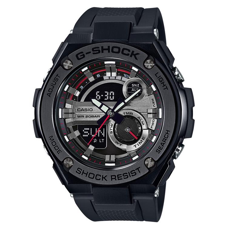 Casio G-Shock GST-210B-1AER G-Steel