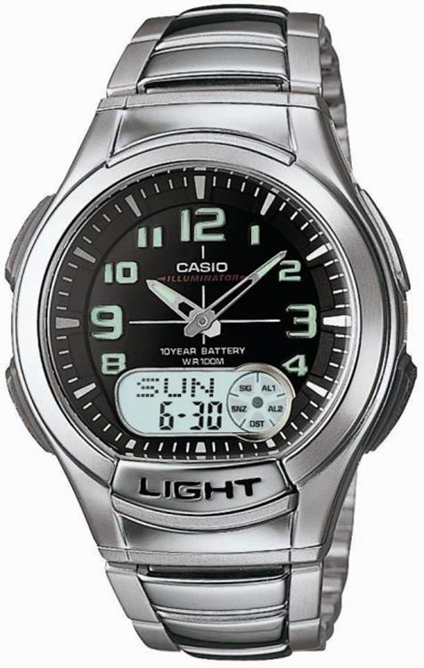 Casio World Dress AQ-180WD-1BV