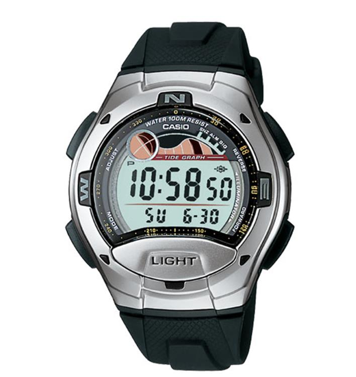 Casio Dress W-753-1AVEF