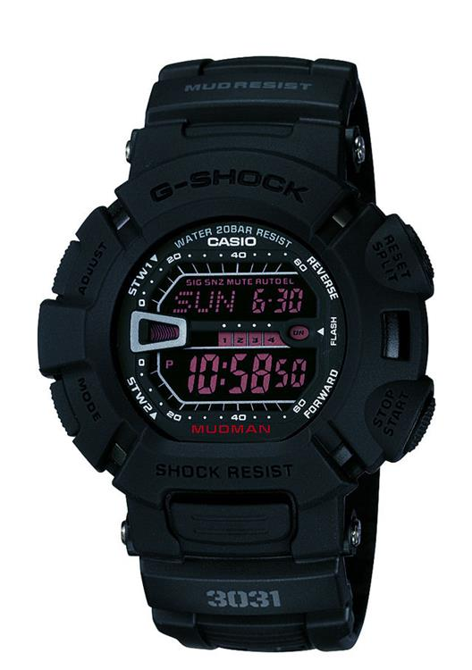 Casio G-Shock G-9000MS-1 Mudman
