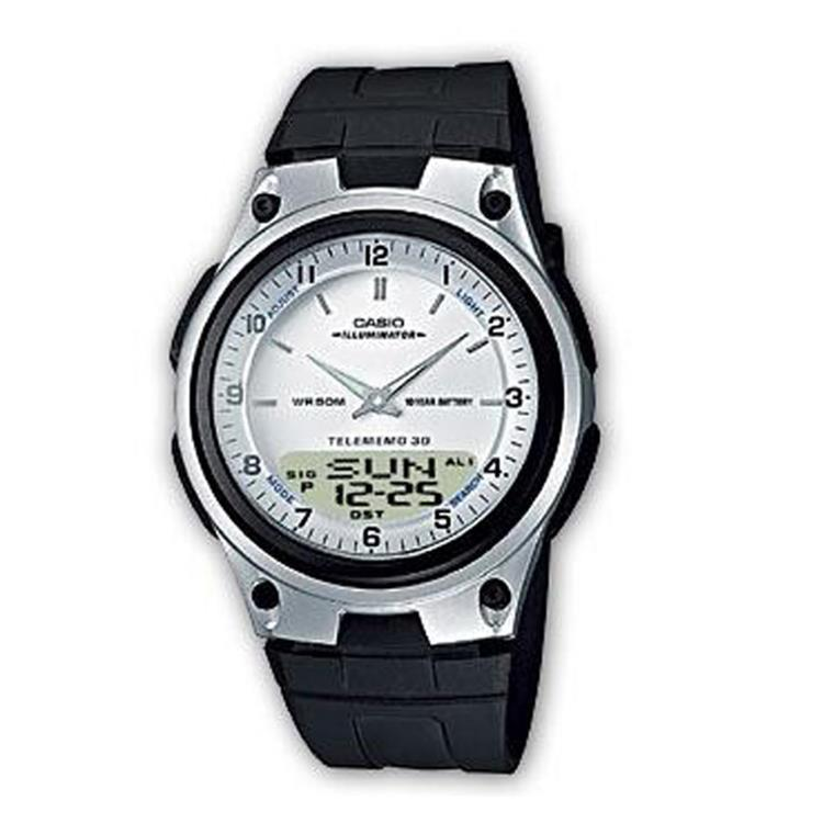 Casio World Dress AW-80-7AVES