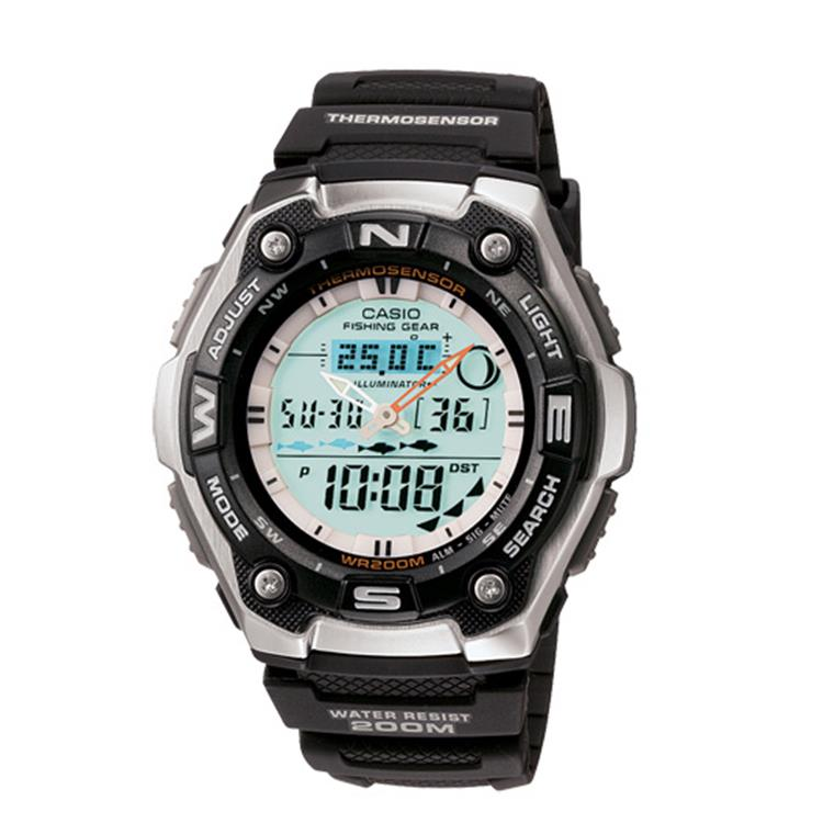 Casio Sports gear AQW-101-1AV