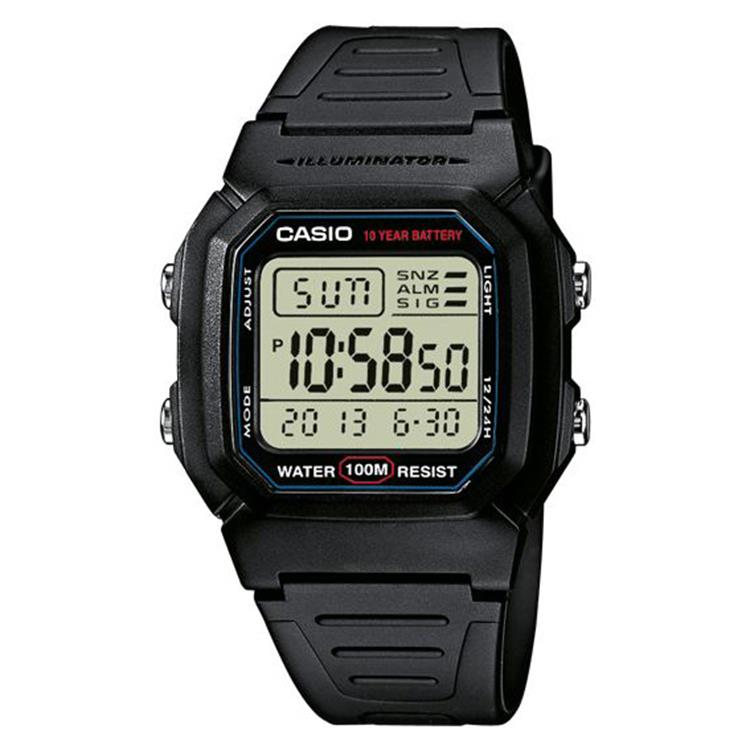 Casio Collection W-800H-1AVER