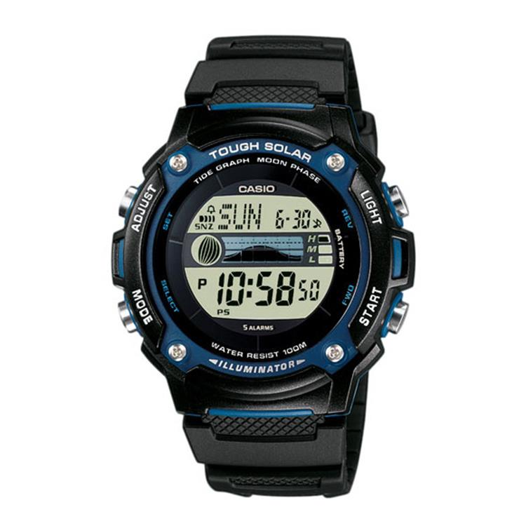 Casio Collection W-S210H-1AVEF
