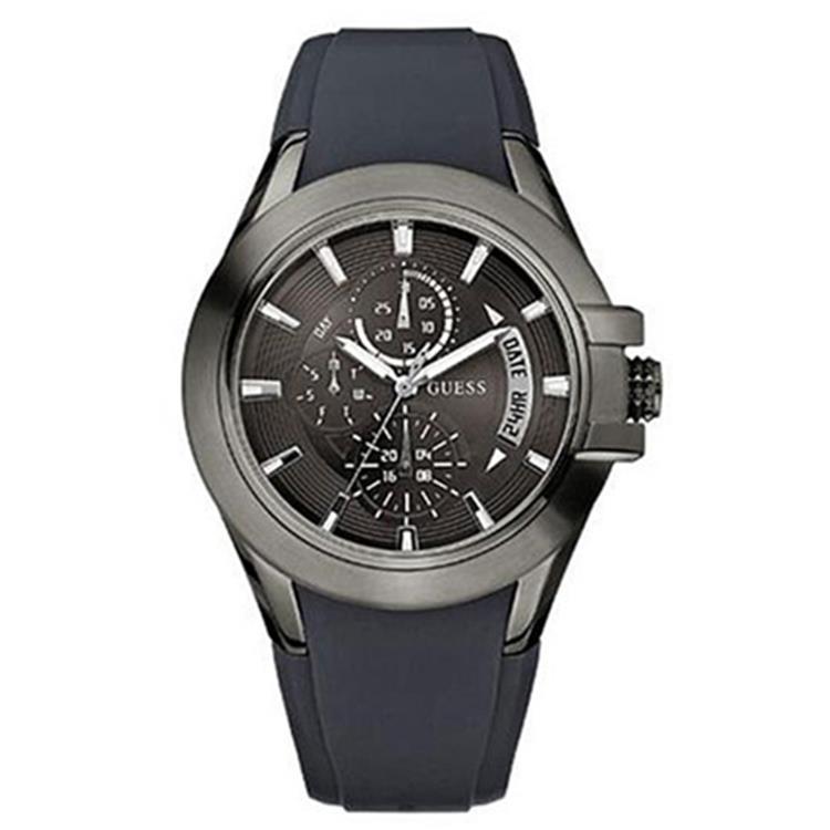 New Guess U11587G1 Mannen horloge (Goedkoopste prijs + Gratis verzending) VJ39