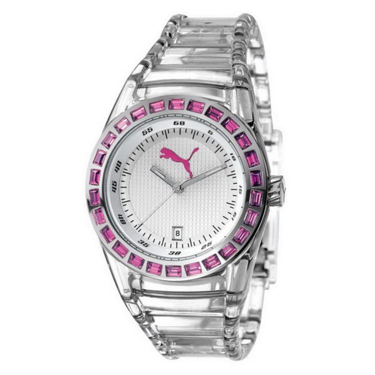 S Horloge Disc Pu910702001 Injection Pgratis Okpn0wx8 Puma Translucene wy8nvNPOm0