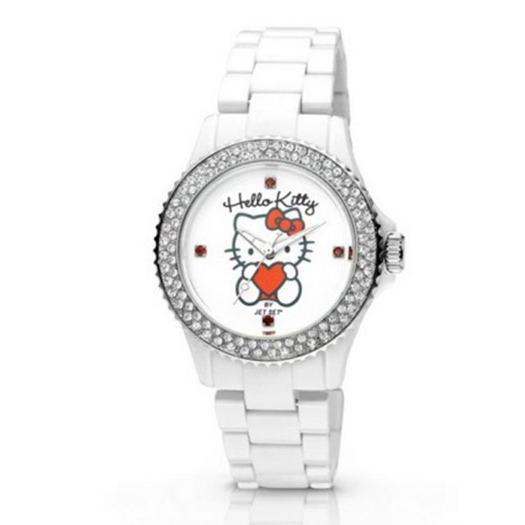 Hello Kitty horloge Uto White NLHK20012 horloge