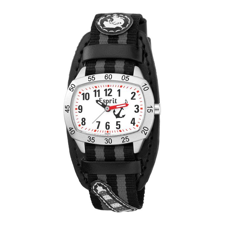 Esprit Kinderhorloge Sail Away Black ES103474001