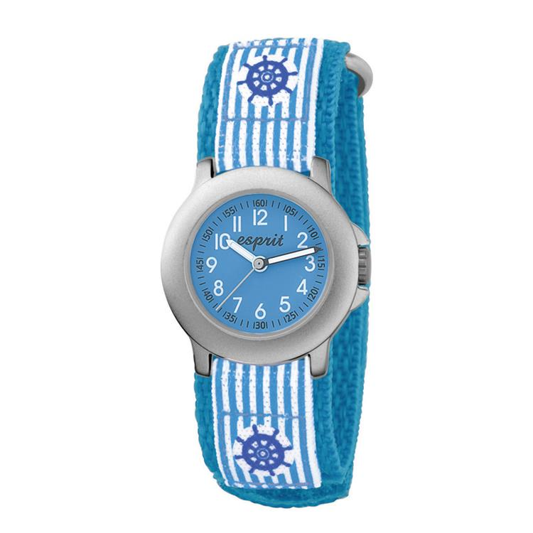 Esprit Kinderhorloge Brave Sailor Blue ES10345002