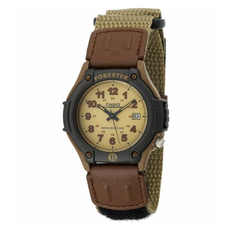 Casio Forester FT-500WV-5BV