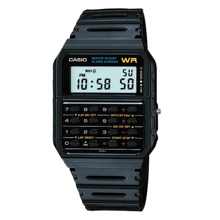 Casio Dress CA-53W-1ER