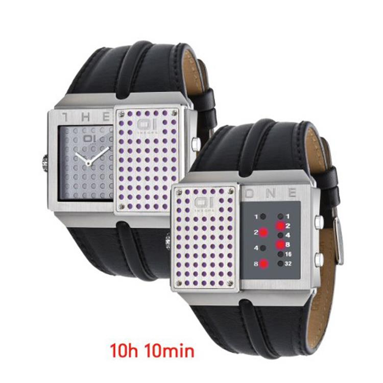 Binary OI - The One horloge Slider SD130R1