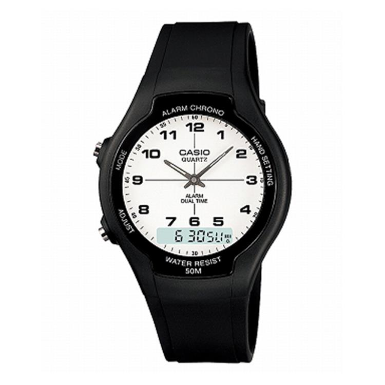 Casio World Dress AW-90H-7BVEF