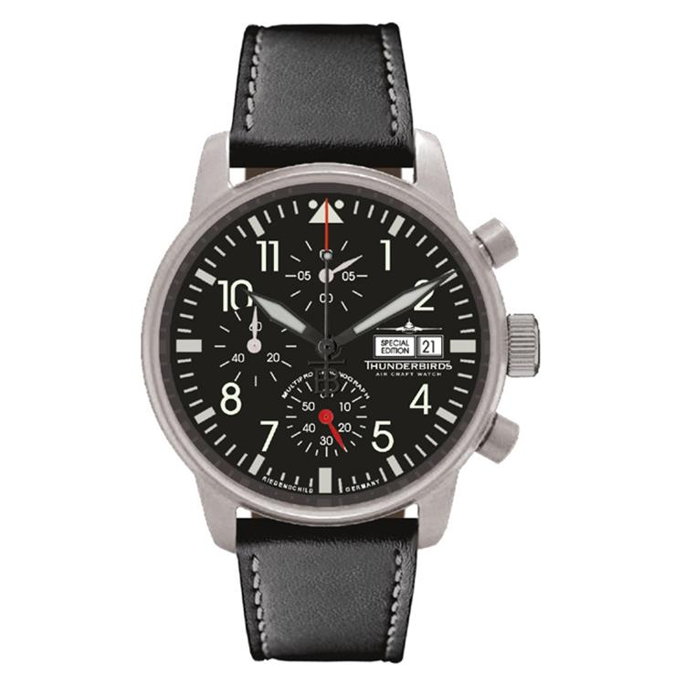 Thunderbirds horloge Multi Pro Chrono 1067-E10S Special Edition