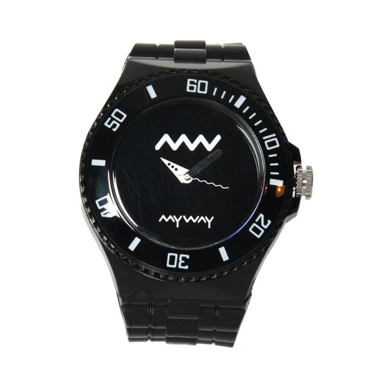 MYWAY MYWATCH Black