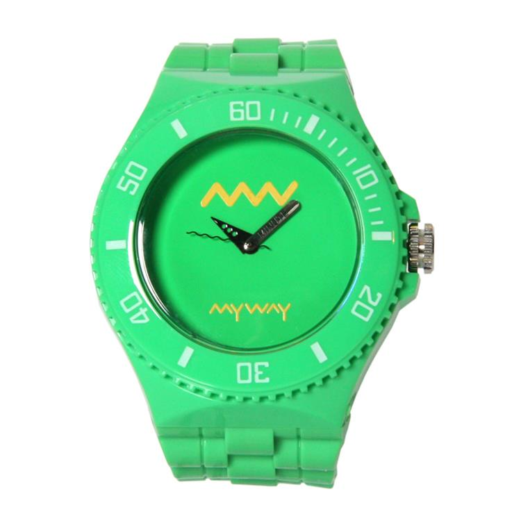 MYWAY MYWATCH Green