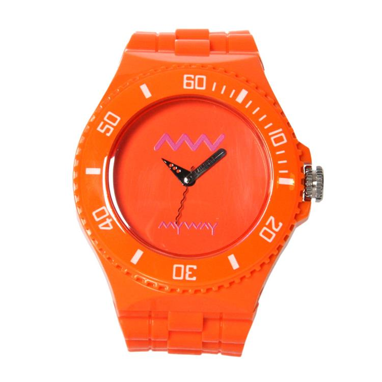 MYWAY MYWATCH Orange