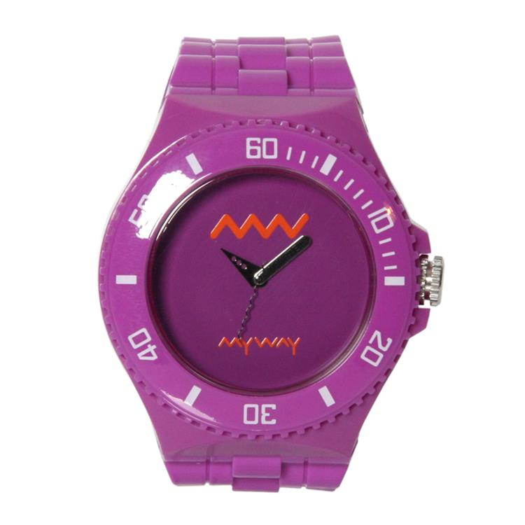 MYWAY MYWATCH Purple