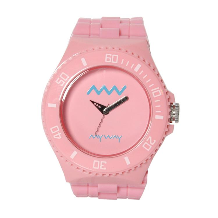 MYWAY MYWATCH Pink