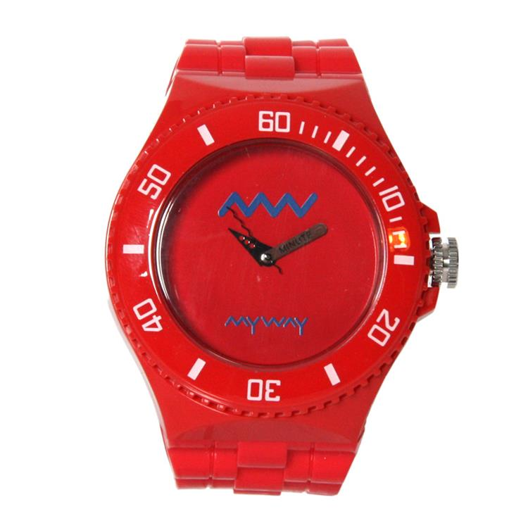 MYWAY MYWATCH Red