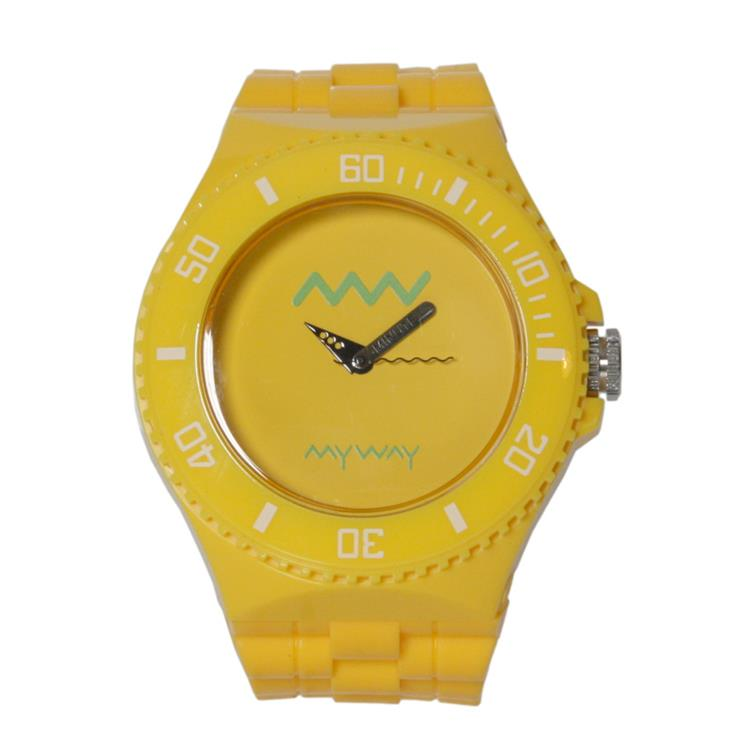 MYWAY MYWATCH yellow MY001-YE