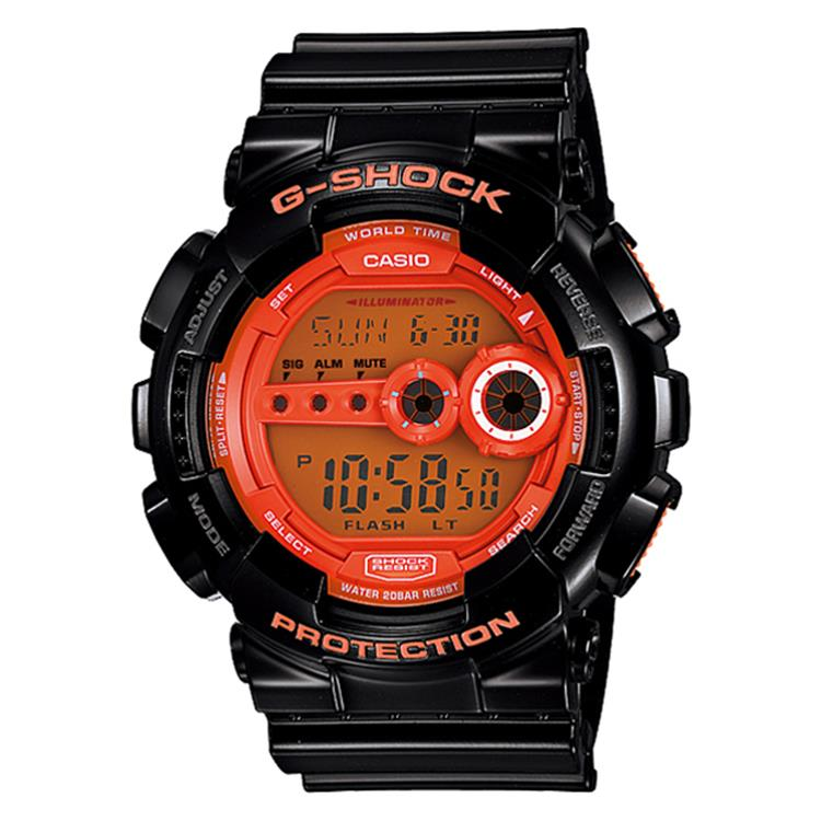 Casio G-Shock GD-100HC-1ER Limited Edition