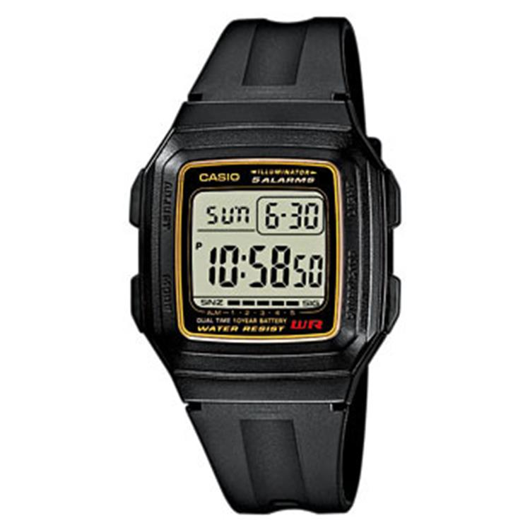 Casio Collection F-201WA-9AEF