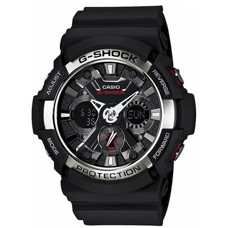 Casio G-Shock GA-200-1AER