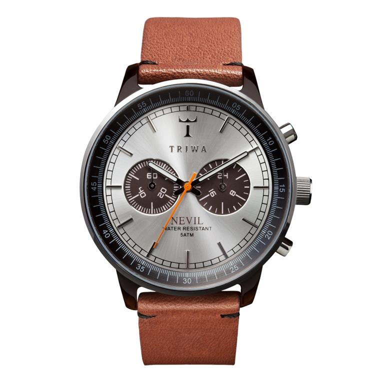 Triwa horloge Nevil Havana Brown