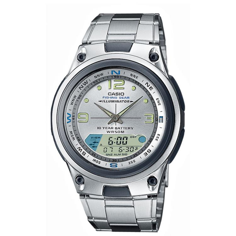 Casio Collection AW-82D-7AVES