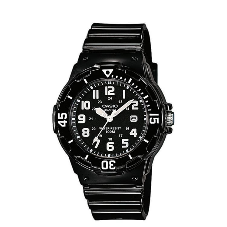 Casio Collection LRW-200H-1BVEF zwart