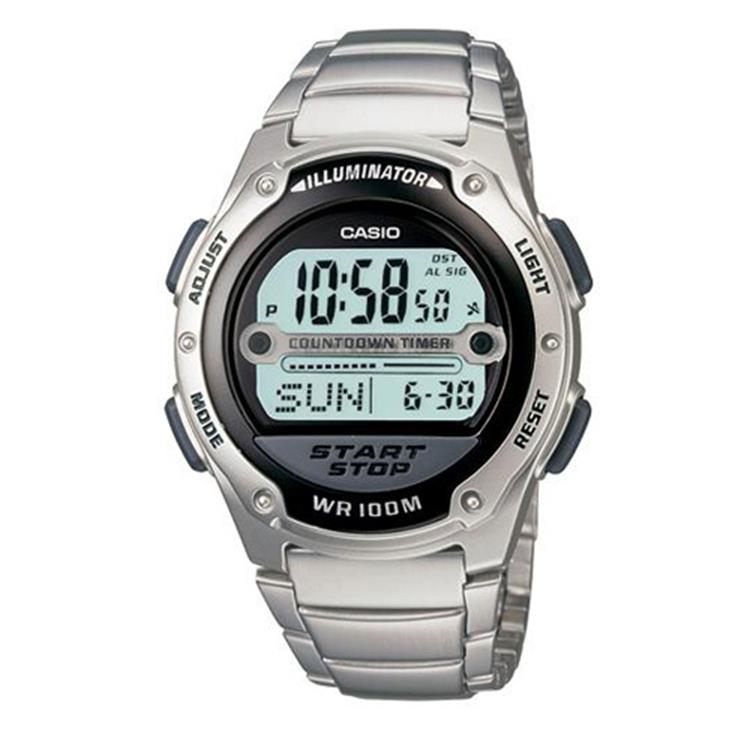 Casio World Dress W-756D-1AVES