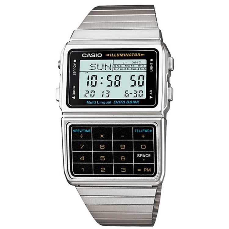 Casio Collection DBC-611E-1EF