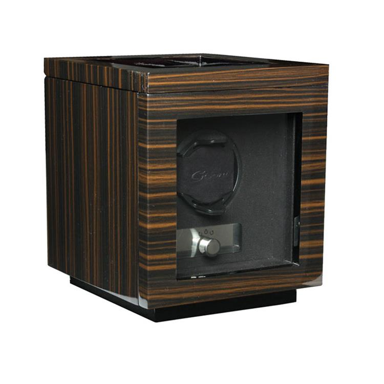 Gisoni Watchwinder Sampolo ebony