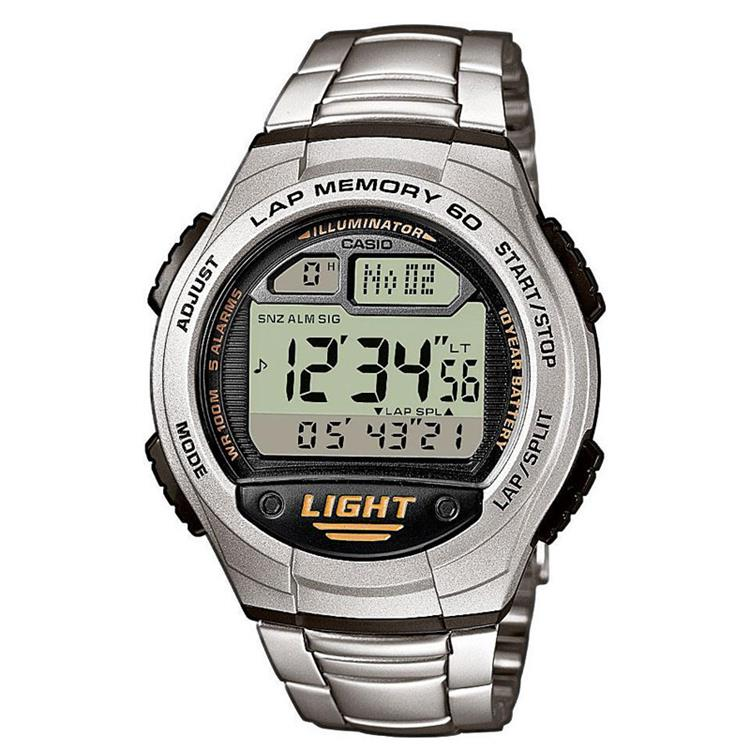 Casio Collection W-734D-1AVEF