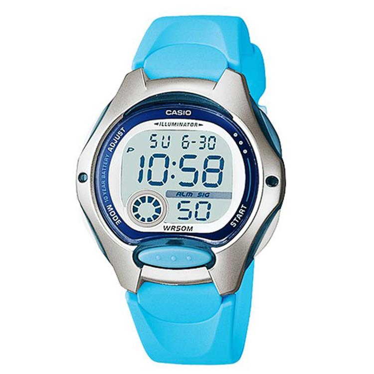 Casio collection LW-200-2BVEF