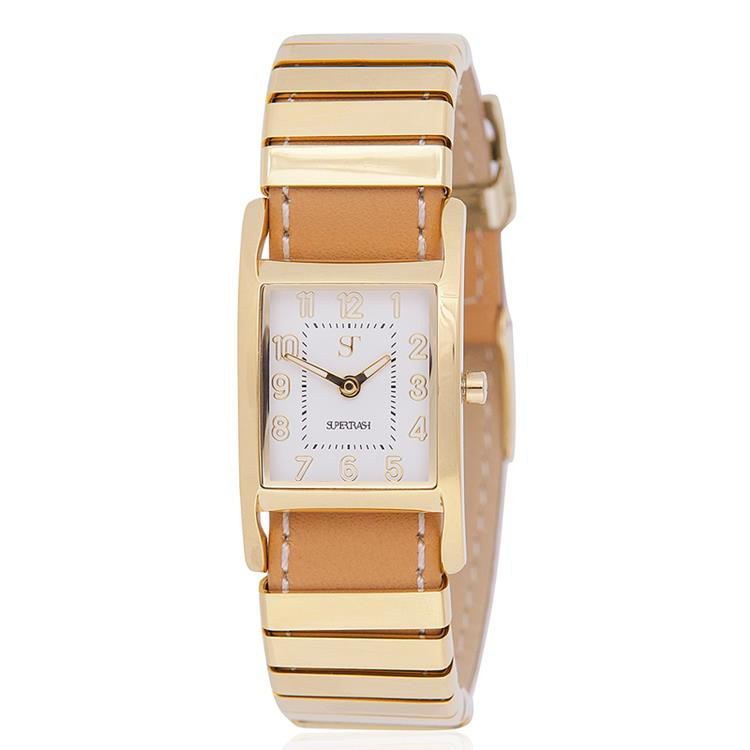 Supertrash horloge Wilma Gold WS13M003
