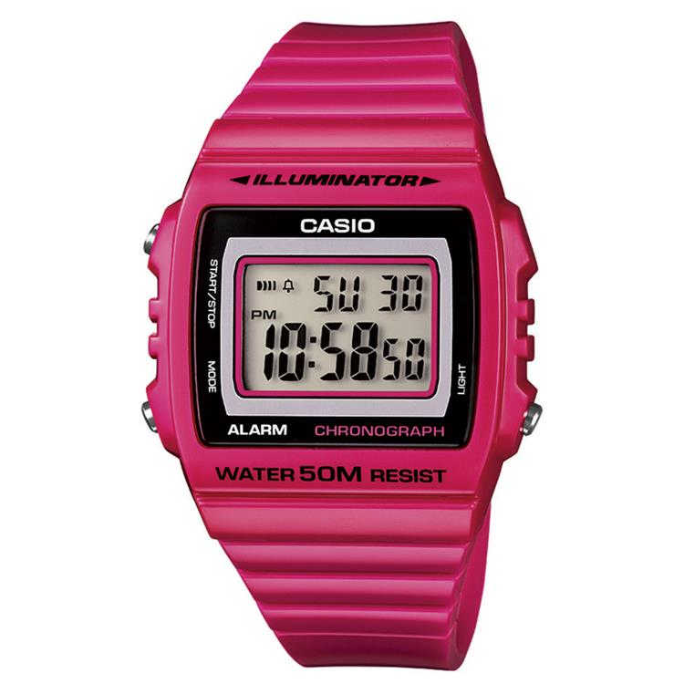 Casio Collection W-215H-4AVEF
