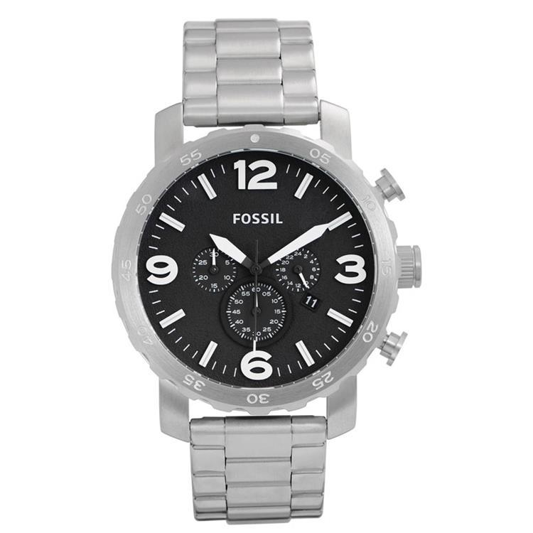 82474ec63a0 Fossil horloge JR1353 Nate - Kish.nl uw online juwelier!